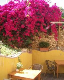 Hostal in the center of Nerja
